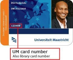 UM Inner City Library temporarily accessible for students with a UMcard only