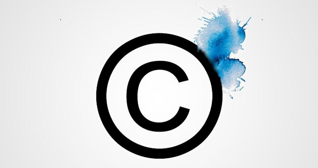 thesis copyright icon