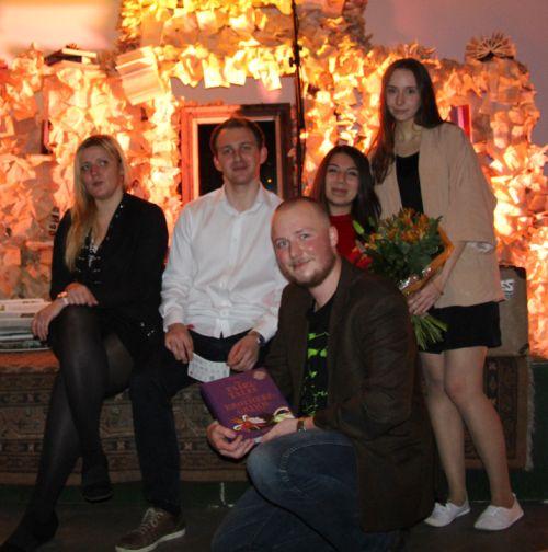 Looking back on the Nighttales Poetry Slam 2014