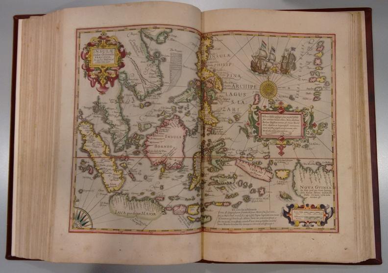 Atlas Mercator Hondius (10e editie, 1628)