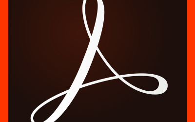 Adobe Acrobat Pro DC for students