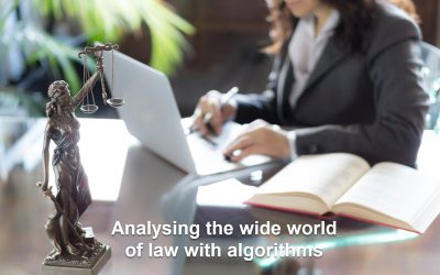 Analysing the wide world of law with algorithms