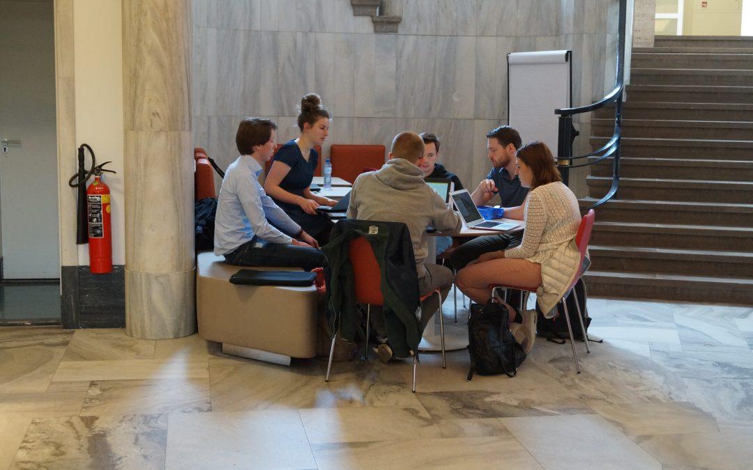 Study places within UM campus