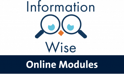 Newly developed information literacy modules