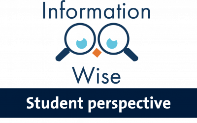 Student's perspective on information literacy