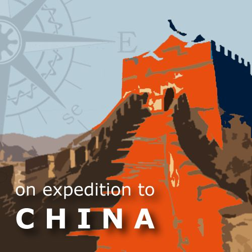 Wanted: two students for an expedition to China