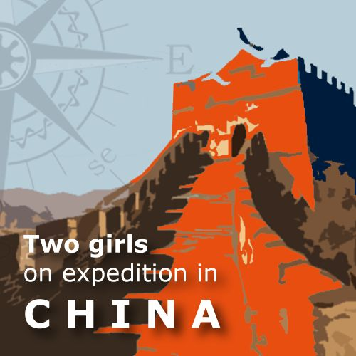 Two girls on expedition in China: Following the footsteps of the Jesuits
