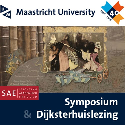 Invitation to Symposium and Dijksterhuis Lecture 2016