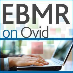 EBMR – Evidence Based Medicine Reviews