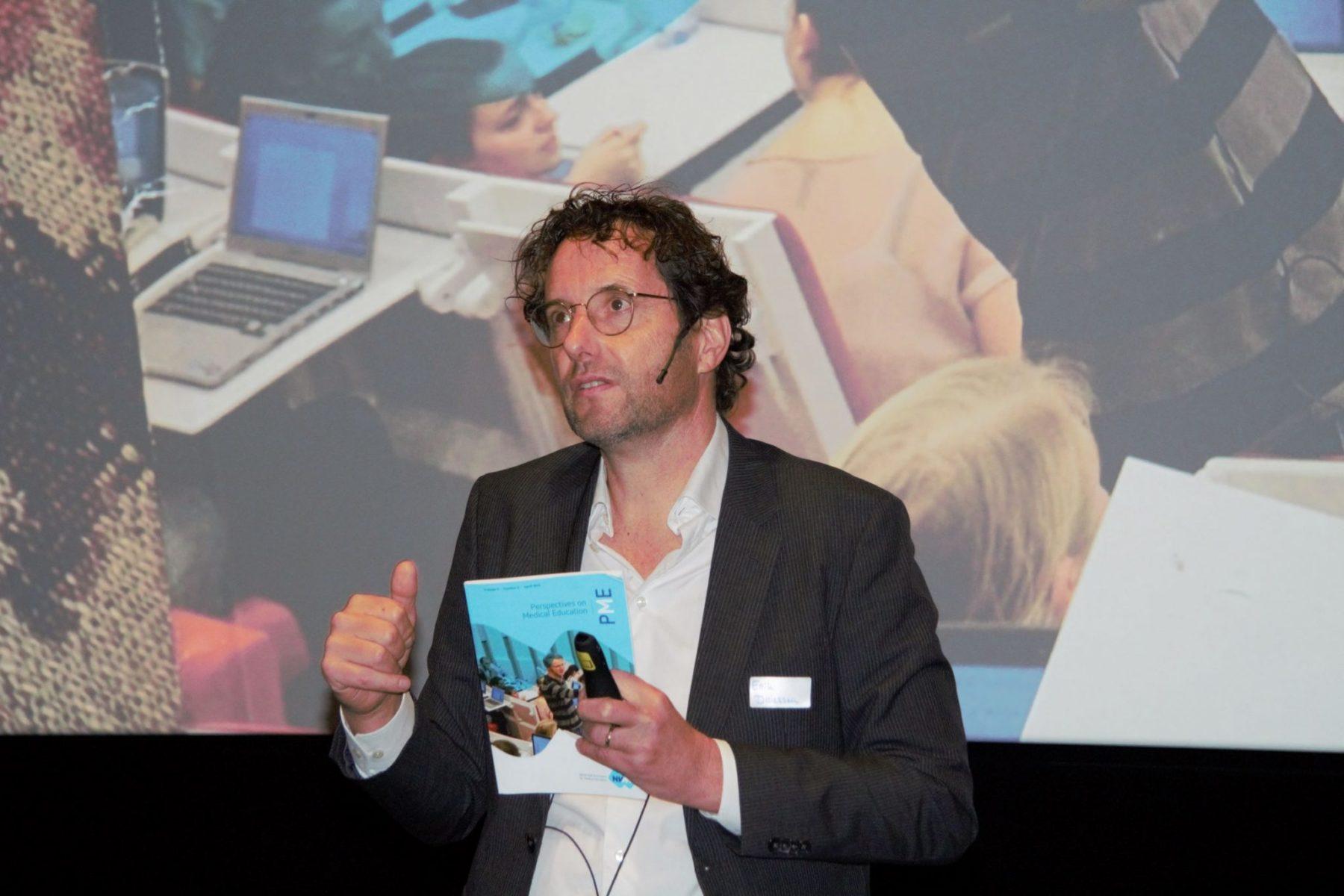 Erik Driessen - Open Access publishing - UM OS Event 2019