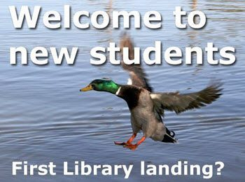 First library landing