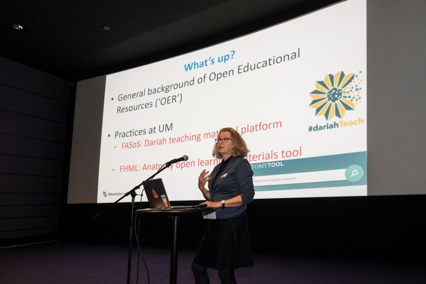 Frederike Vernimmen - OER - UM OS Event 2019 1