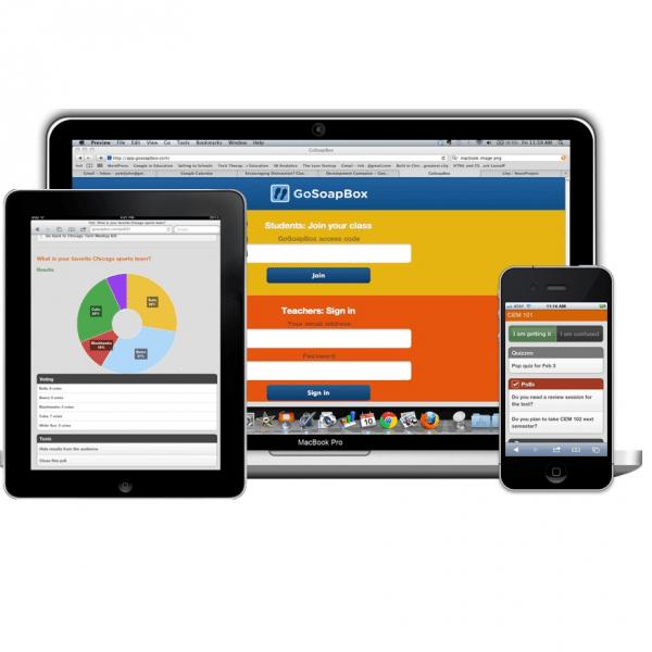 License interaction tool GoSoapbox renewed