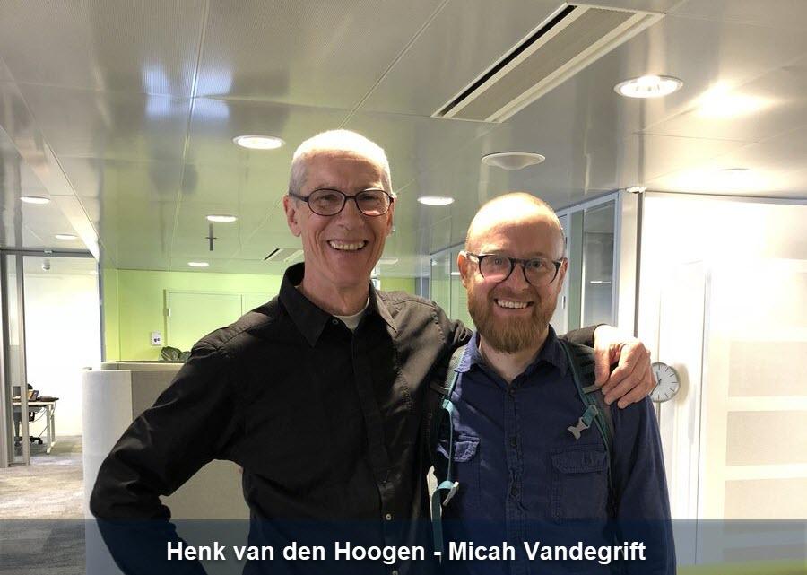 Henk van den Hoogen & Micah Vandegrift
