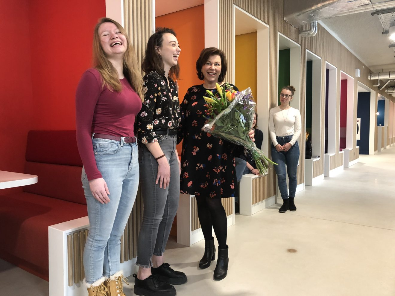 New Tapijn Learning Spaces open