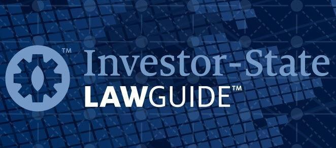 New database: Investor-State LawGuide