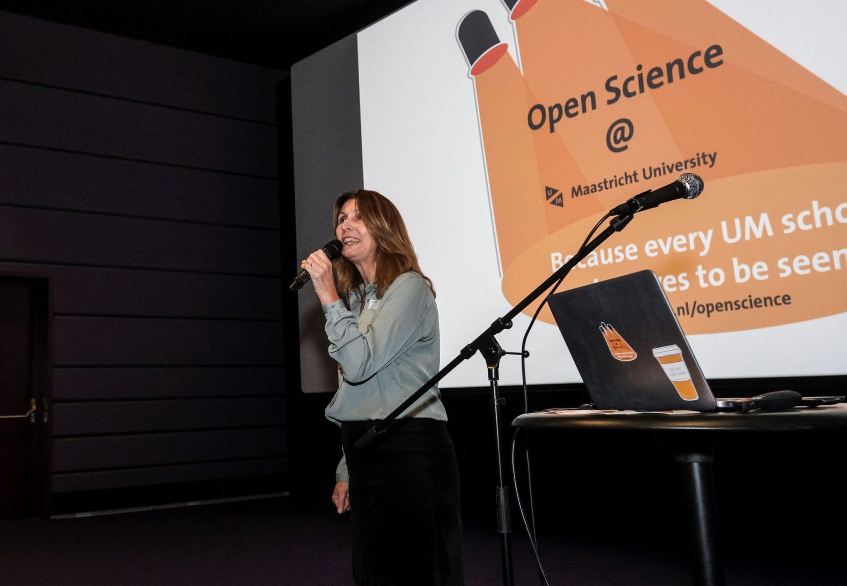 Ingrid Wijk - Opening UM OS Event 2019 1