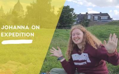 Johanna On Expedition