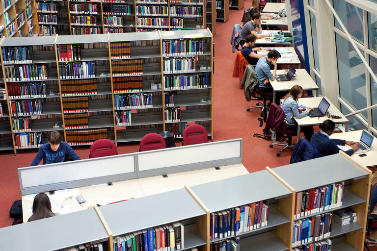 Randwyck Library and learning spaces open as of 31 August