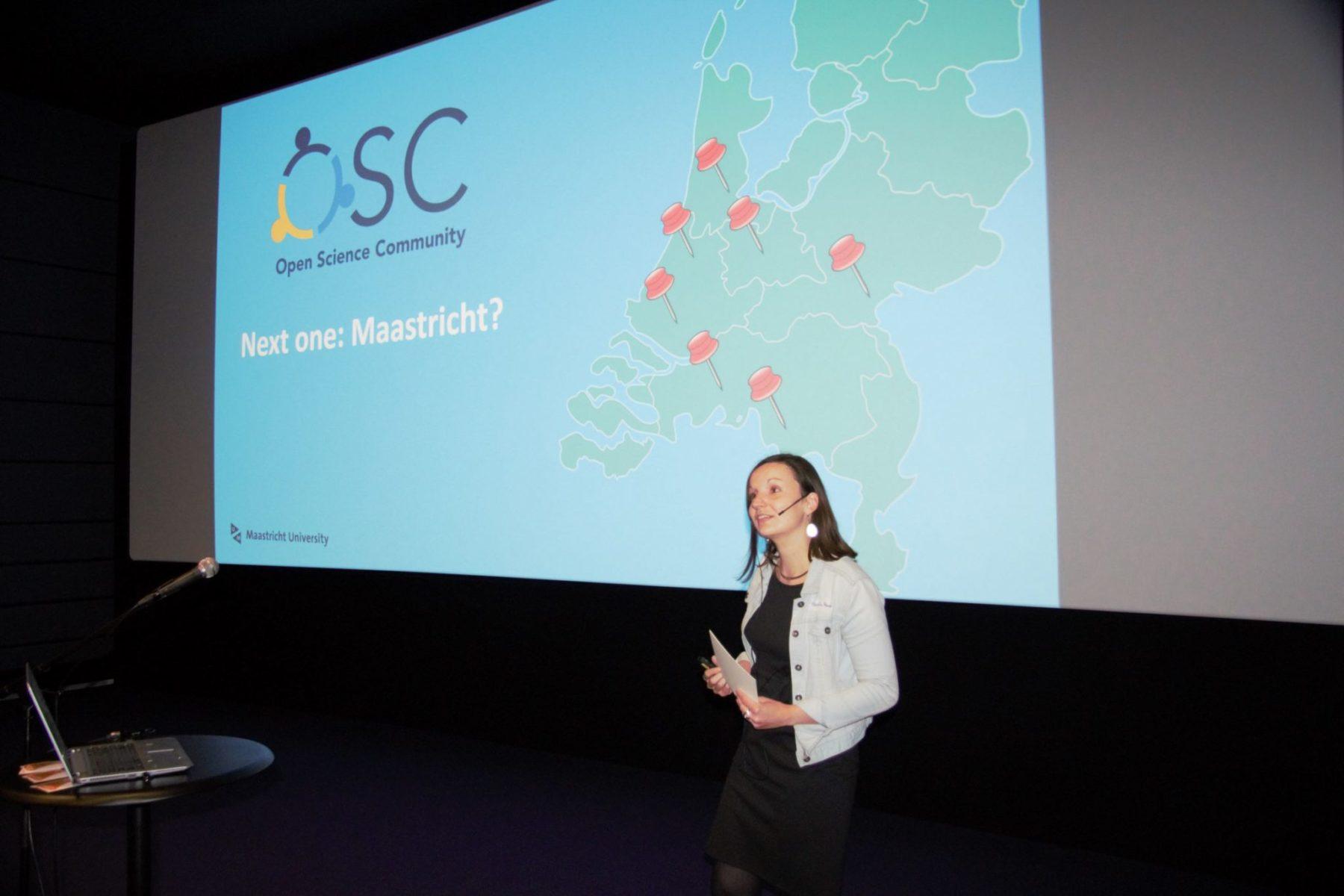 Mariëlle Prevoo - Host UM OS Event 2019 1