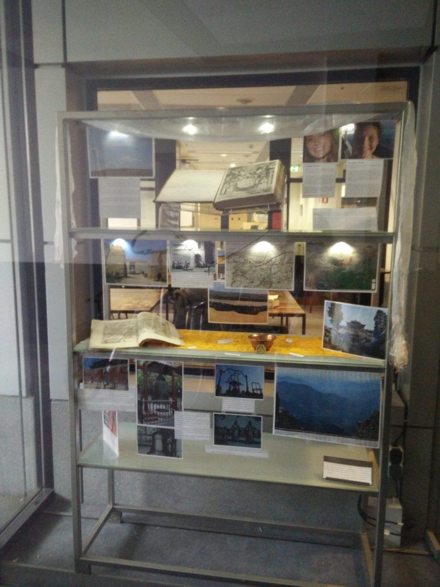 Mini-exhibition in the Parlour
