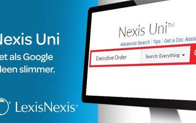 Newspapers database LexisNexis will become Nexis Uni