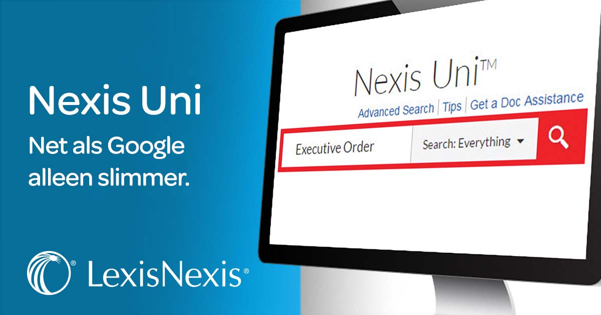 Newspapers database LexisNexis will become Nexis Uni