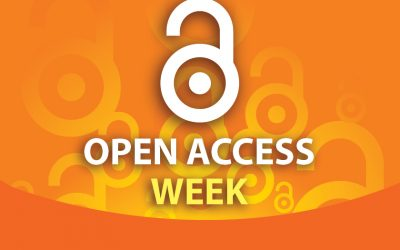 Open Access Week 2018