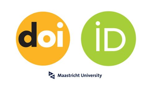 PIDs: DOI and ORCID at UM