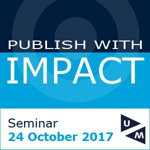 Publish with impact