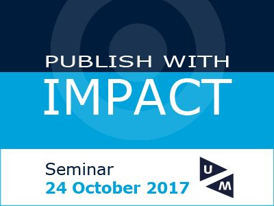 Looking back on OA seminar Publish with impact