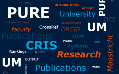 Pure: beyond registration of scientific output
