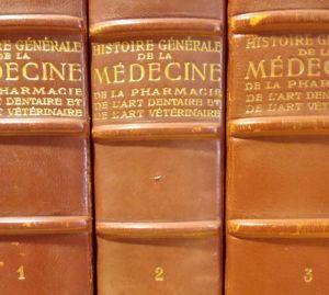 Schenking driedelig medisch standaardwerk