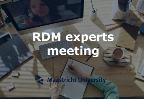 RDM expert Meeting
