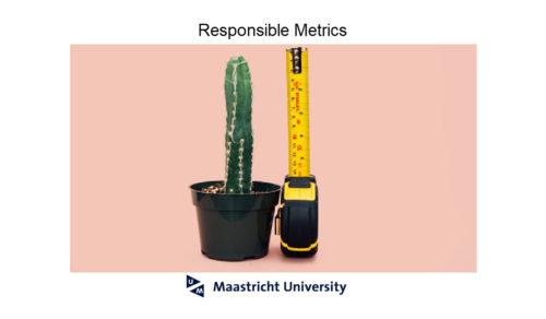 Responsible Metrics UM