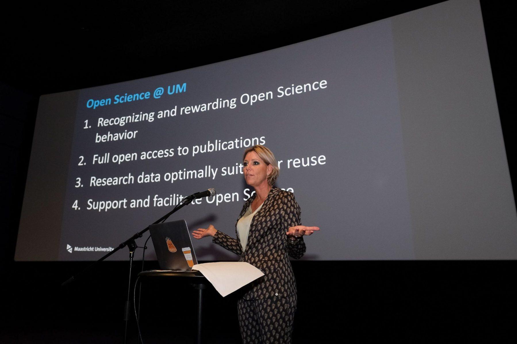 Rianne Letschert - Open Science UM OS Event 2019 2