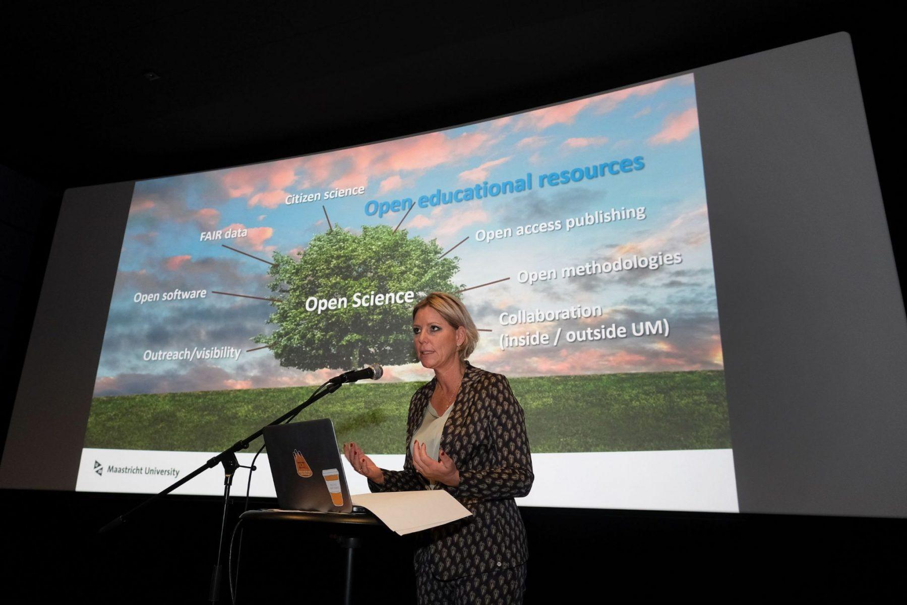 Rianne Letschert - Open Science - UM OS Event 2019 4