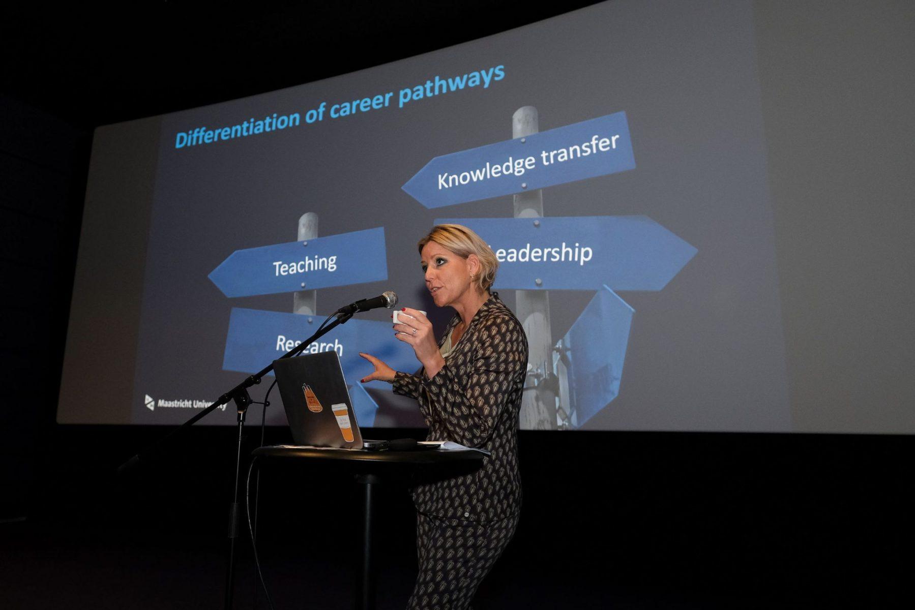 Rianne Letschert - Roads to Open Science - UM OS Event 2019 6