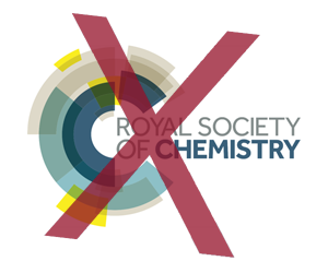 No access to recent Royal Society of Chemistry journal articles