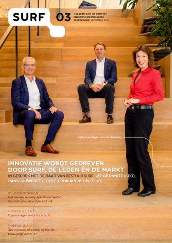 Cover SURF magazine 2020-03