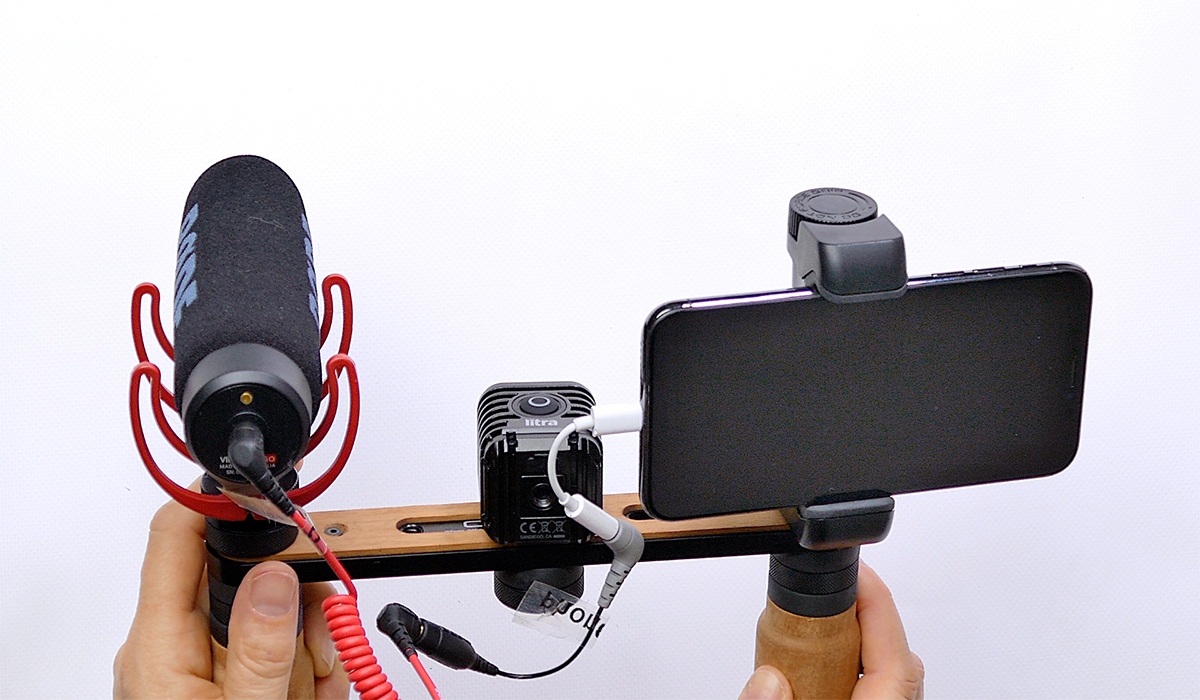 Make better videos with your own smartphone