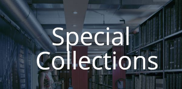 Discover the Special Collections portal