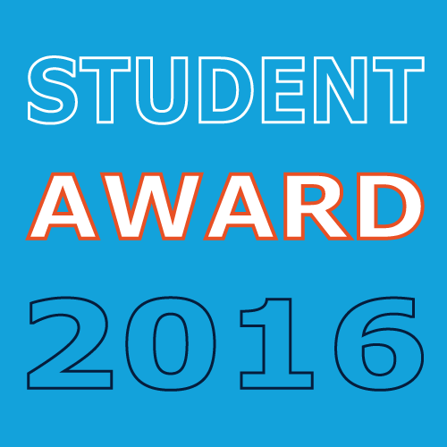 Kimberley Hollender nominee for the Student Award 2016