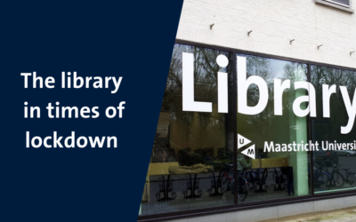 The library in times of lock down
