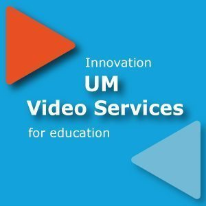 Innovation of UM video services for education