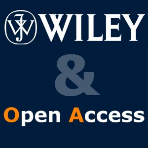 Wiley agreement in principle on Open Access
