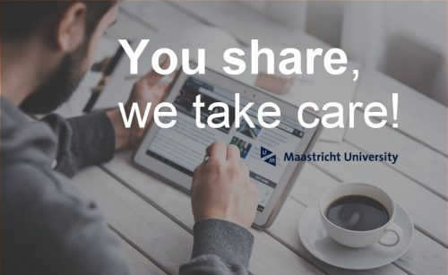 You share we take care - taverne