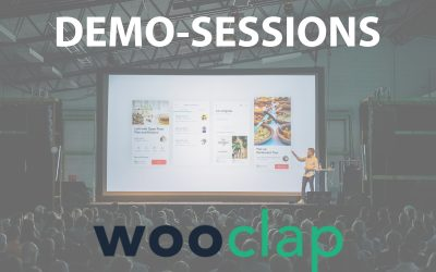 Wooclap Demo sessions – Live voting tool