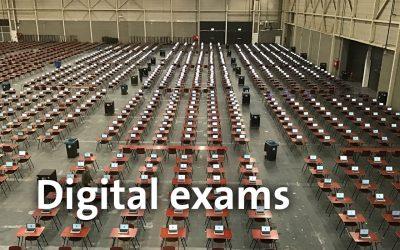 Digital assessment is a fact at UM