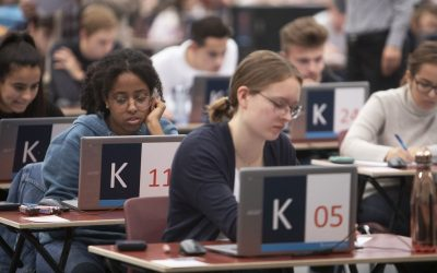 First large-scale digital exams at Maastricht University